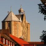 Der Dom über den Dächern von Braunschweig